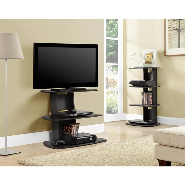 Well Liked Carbon Wide Tv Stands For Shop Avenue Greene Crossfield Tv Stand For Tvs Up To  (View 7 of 10)