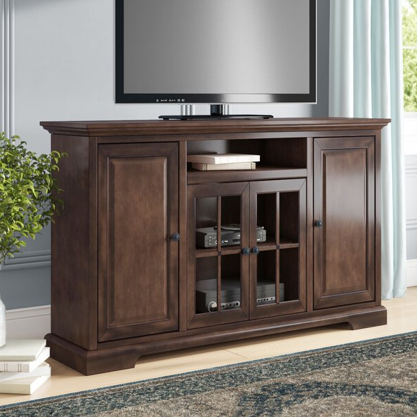"""Well Liked Darby Home Co Legrand Tv Stand For Tvs Up To 70"""" & Reviews Pertaining To Mainor Tv Stands For Tvs Up To 70"""" (View 13 of 25)"""
