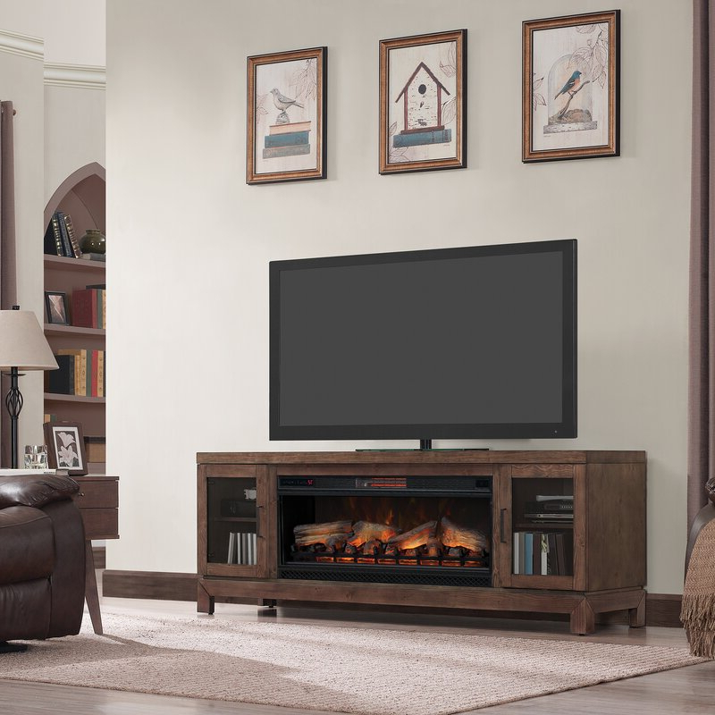"""Well Liked Tenley Tv Stands For Tvs Up To 78"""" For Foundry Select Bales Tv Stand For Tvs Up To 78"""" With (View 5 of 25)"""