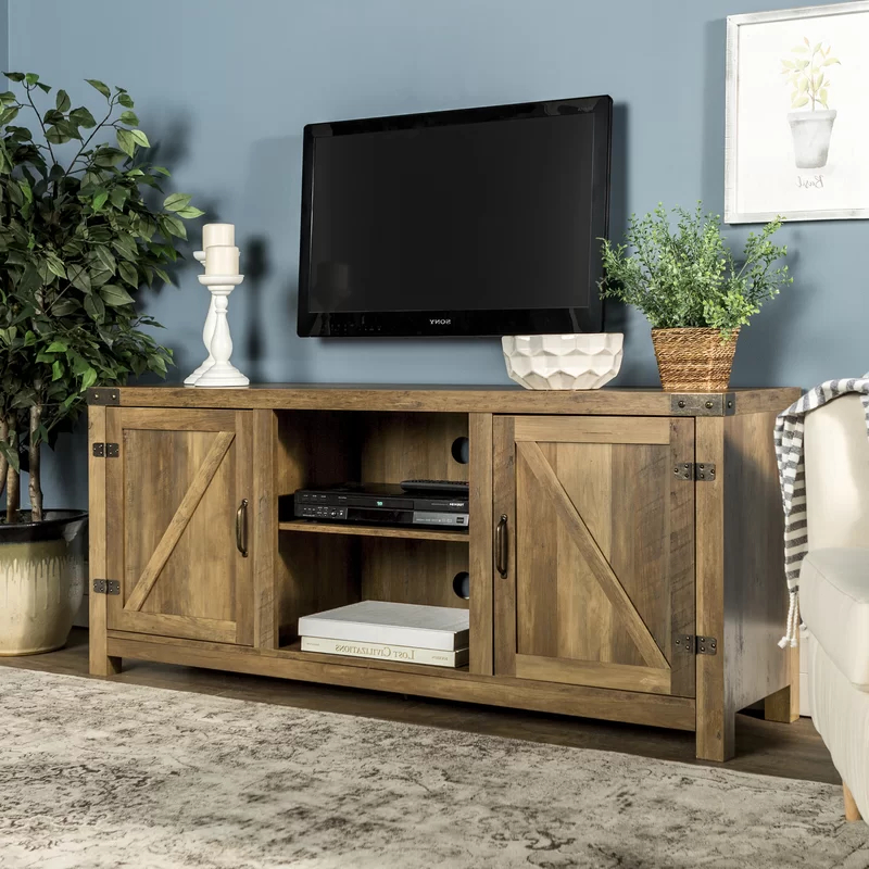 """Widely Used Adalberto Tv Stand For Tvs Up To 65"""" With Fireplace Intended For Adalberto Tv Stands For Tvs Up To 78"""" (View 9 of 25)"""