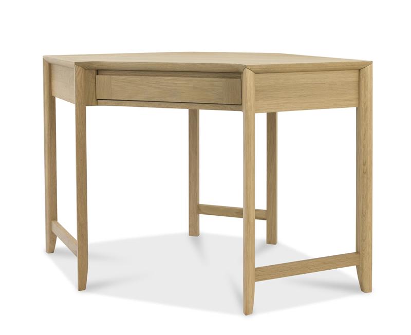 Widely Used Bergen Oak Corner Desk – Frances Hunt With Bergen Tv Stands (View 17 of 25)