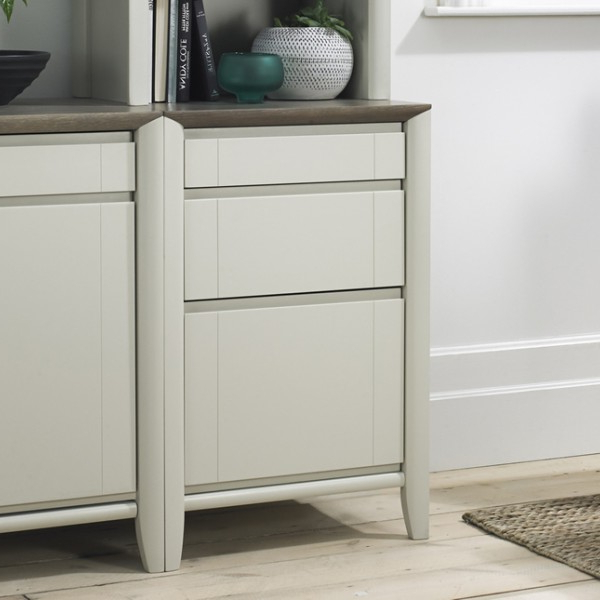 Widely Used Bergen Oak & Soft Grey Cabinet – Frances Hunt For Bergen Tv Stands (View 4 of 25)