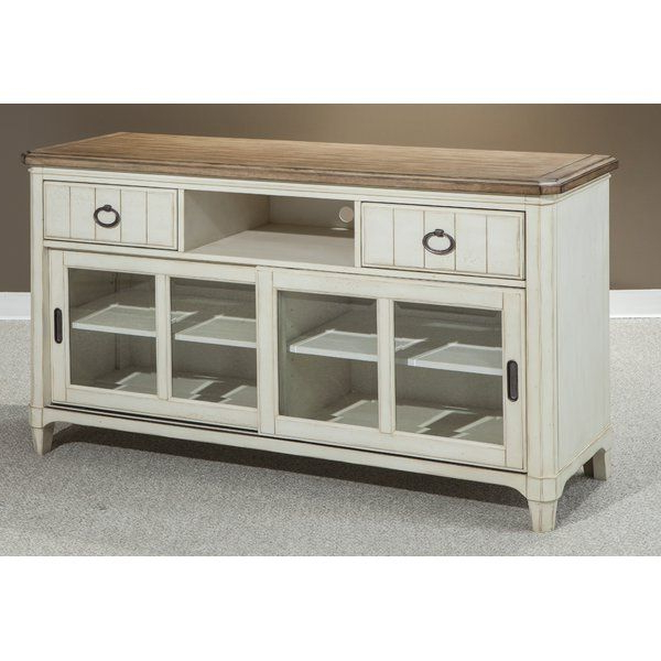 """Widely Used Panama Tv Stands Intended For Millbrook Solid Wood Tv Stand For Tvs Up To 65"""" (View 20 of 25)"""