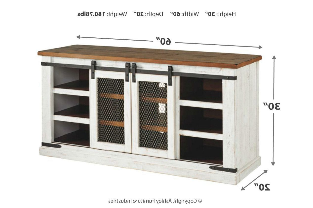 """Wystfield 60"""" Tv Stand (View 9 of 10)"""