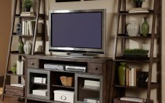 Tv Stands and Bookshelf