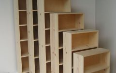 8 Inch Deep Bookcases