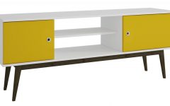 Yellow Tv Stands