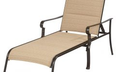 Fabric Outdoor Chaise Lounge Chairs