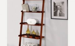 Target Leaning Bookcases