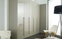 Cream Gloss Wardrobes Doors