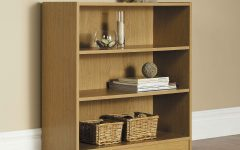 Walmart 3 Shelf Bookcases