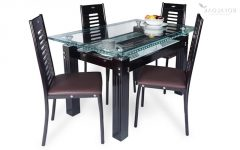 4 Seat Dining Tables