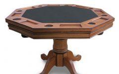 "Mcbride 48"" 4 – Player Poker Tables"