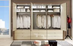 5 Door Wardrobes Bedroom Furniture