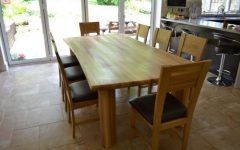 8 Dining Tables