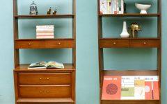 Midcentury Bookcases