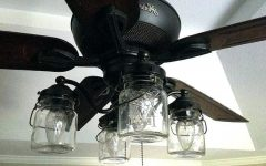 Outdoor Ceiling Fans With Mason Jar Lights