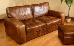 Aniline Leather Sofas