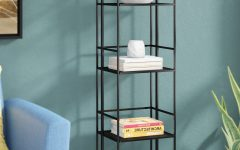 Aptos Etagere Bookcases