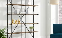 Beckwith Etagere Bookcases