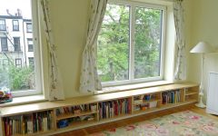 Bench Bookcases