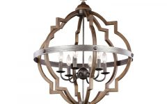 Bennington 6-light Candle Style Chandeliers