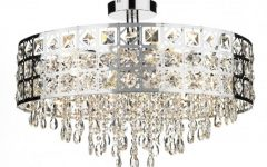 Flush Fitting Chandelier