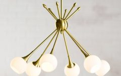 Silvia 6-light Sputnik Chandeliers