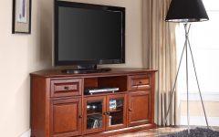 Black Corner Tv Stands for Tvs Up to 60