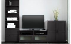 Black Tv Cabinets With Drawers