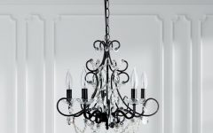 Blanchette 5-light Candle Style Chandeliers