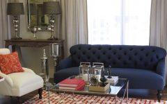 Blue Sofa Chairs