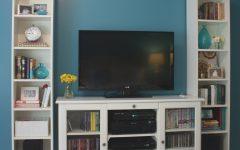 Tv Stands Bookshelf Combo