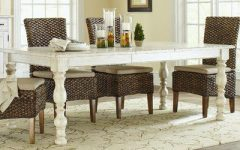 Bradly Extendable Solid Wood Dining Tables