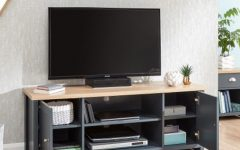 Bromley Blue Wide Tv Stands