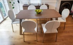 Walnut Dining Tables and Chairs