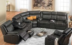 Reclining Sofas With Chaise