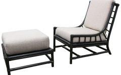 Chaise Lounge Chairs with Ottoman