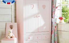 Childrens Pink Wardrobes