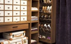 Wardrobes Shoe Storages