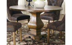 Villani Pedestal Dining Tables