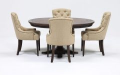 Jefferson Extension Round Dining Tables