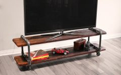 Cast Iron Tv Stands