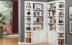 Corner Unit Bookcases