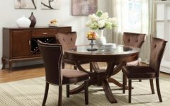 Counter Height Pedestal Dining Tables
