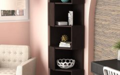 Courtdale Corner Bookcases