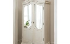 Cream French Wardrobes
