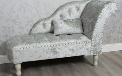 Velvet Chaise Lounges