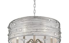 Hermione 5-light Drum Chandeliers