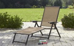 Outdoor Folding Chaise Lounges